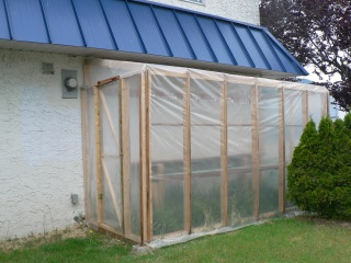 For winter indoor gardening make a cold frame learn more here a cold frame is a structure used for winter indoor gardening it usually has a slanting transparent roof it works by capturing the heat of the sun during workwithnaturefo