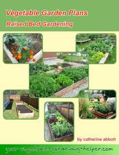 Vegetable Garden Plan Layout For Raised Beds